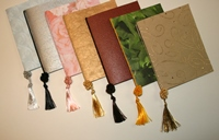 Program / Invitation / Place Card Tassels