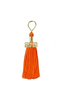 Key Ring Graduation Tassel