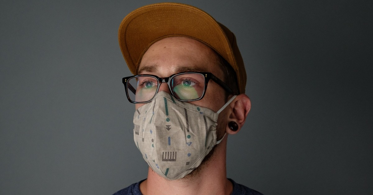 Tips on How to Keep Glasses from Fogging Up with a Mask
