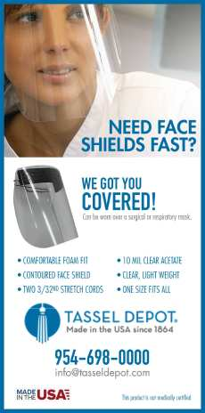Need Face Shields Fast?