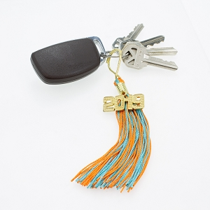 Key Ring Team Tassels