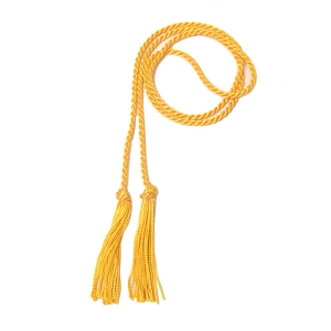 Medium Flag Chainette Tassel