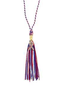 Americana Tassel Necklace
