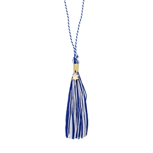 Hanukkah Tassel Necklace