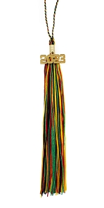 Kente Graduation Necklace