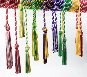 Honor Cords Premium Combo Colors