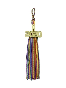 Pride Backpack Tassel