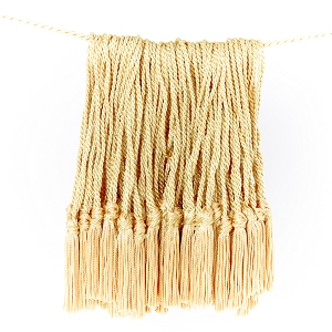 Chainette Bookmark Tassels