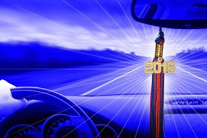 GRΣΣK Car Mirror Tassel