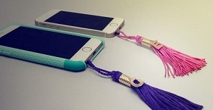 Graduation Cell Phone / Tablet Tassel