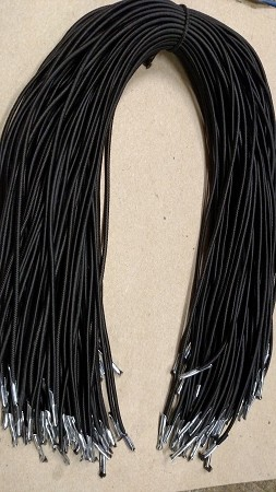 "MR ELASTIC 16"" BET SILVER BARBS # 1"