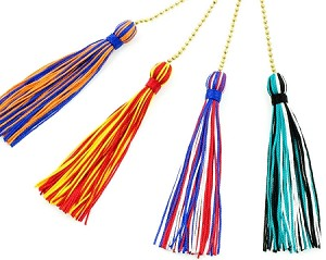 Greek Fan Tassel