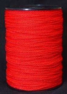 "Twisted Rayon Cord (1/16"" - 2mm)  8/2"