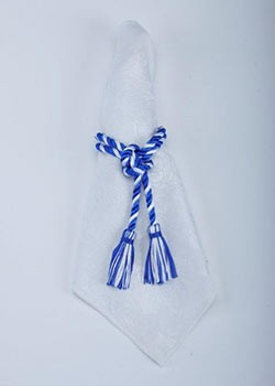 Twister Napkin Ties