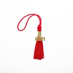 Graduation Date Bookmark  Tassel