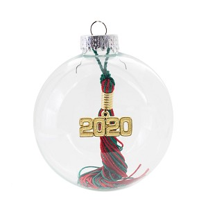 Christmas Tassel Ornament